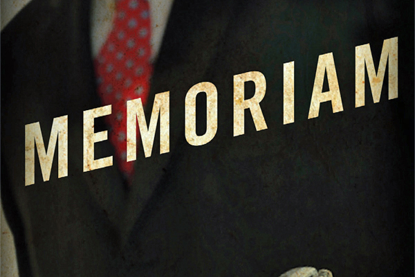 MEMORIAM: Cover Reveal and ebook Release